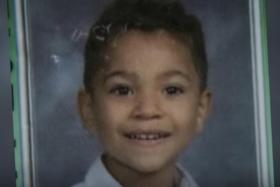 Six-year-old Dominick Andujar (above) was murdered by his sister's attacker after he had tried to stop him from assaulting her.