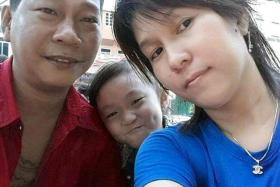 FATAL: Singaporean Chua Kam Heng, his Indonesian wife and their daughter, five, were killed in a motorcycle accident in Batam yesterday.