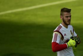MEND: David de Gea's first task is to rebuild his relationship with the Man United fans, who were once resigned to him leaving.