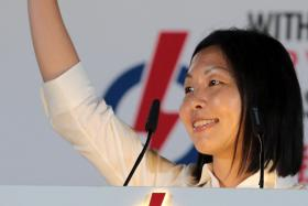 The PAP candidate for Fengshan SMC, Ms Cheryl Chan, won the seat comfortably.