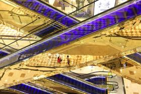 Incidents involving escalators have been on the rise in China recently.