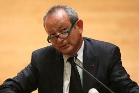 Egyptian billionaire Naguib Sawiris hopes to acquire an island for the Syrian refugees.