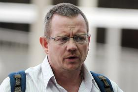NEW TRIAL: Arne Corneliussen (above) will get a new trial after a previous conviction for hitting a cabby was quashed.