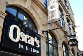 Oscar's Wine Bar and Bistro was fined £100,000 after a teenager drank a liquid nitrogen cocktail and needed to have her stomach removed.