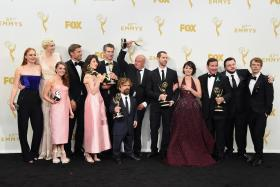 Game of Thrones wins big at the 2015 Emmy Awards.