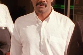 JAILED AGAIN: Rajendran R. Kurusamy in a 1997 photo.
