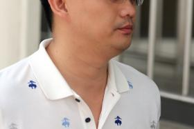 CORRUPTION: Soh Yew Meng (above) and Tan Siow Hui were charged for allegedly obtaining more than $300,000 from