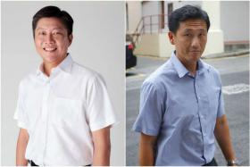 Two newly-elected MPs have been promoted to Acting Ministers - Mr Ng Chee Meng and Me Ong Ye Kung.