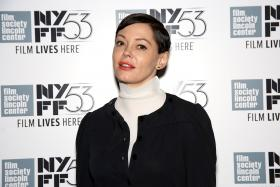 Hollywood actress-turned-singer Rose McGowan