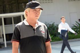 INFAMY: Jover Chew (above) shot to international notoriety after allegations of his shop fleecing customers including Mr Pham Van Thoai, a Vietnamese tourist, and Miss Zhou, a Chinese national in her 20s .