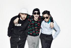 South Korean hip-hop group Epik High