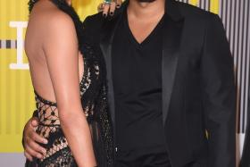 Chrissy Teigen (left) and John Legend (right) have had trouble trying to conceive for many years. The couple are over the moon about Teigen's pregnancy.