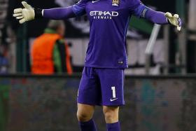 JOE HART: At 28, Euro 2016 should be his prime, but still needs solid competition from Jack Butland.