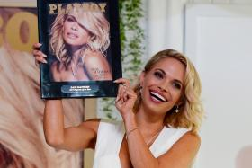Dani Mathers, 28, the 2015 Playmate of the Year