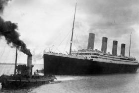 A century on since the grandest liner ever built sank to the bottom of the ocean on its maiden voyage, the legend of the Titanic still captivates the imagination the world over.