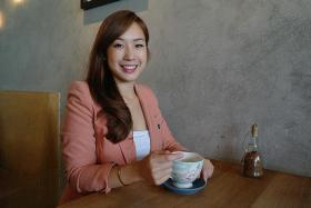 YOUNG PROS: Singapore-based F&B consultant and food blogger Victoria Cheng