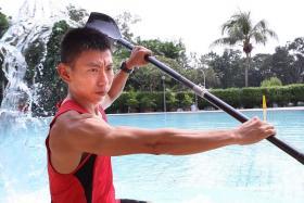 Hwa Chong Institution teacher-coach Quek Wee Tong.