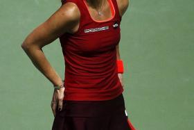 CZECH-MATE, KERBER: German knocked out by unlikely Kvitova-Safarova one-two, slams tournament format.
