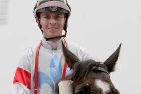 Australian jockey, a rising star based in Singapore, died after falling from his apartment on Tuesday night (Nov 3).
