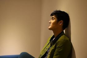 MUSICIAN ROLE: Nathan Hartono as Coki in the supernatural HBO Asia series, Halfworlds.