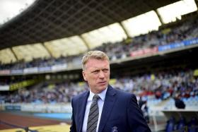 BACK TO THE FUTURE: A return to a modest club looking to punch above their weight might suit David Moyes (above).