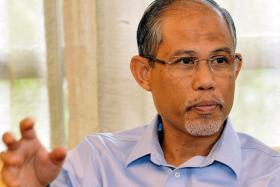 Minister for Environment and Water Resources Masagos Zulkifli
