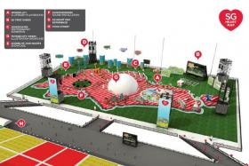DUMMY: An artist's impression of SG Heart Map Festival @ Float.