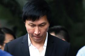 City Harvest founder Kong Hee at court for oral submissions.
