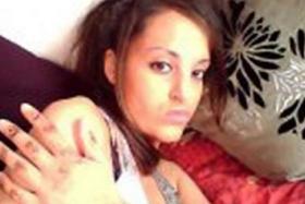 FORMER PARTY GIRL: Hasna Ait Boulahcen detonated her explosives vest during a raid on Wednesday.