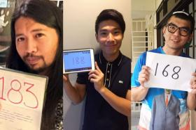 Local personalities reveal their PSLE scores.