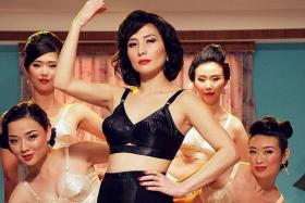 Hong Kong actress Josie Ho.