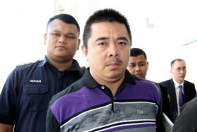 A Chinese national was jailed five days and ordered to pay a RM7,000 (S$2,339) for making a joke about a bomb on a flight.