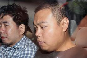 Former policeman Iskandar Rahmat found guilty of murder. He will be given the death penalty.