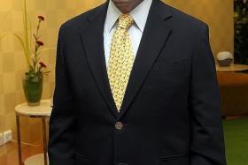 Former Cabinet Minister S. Dhanabalan.