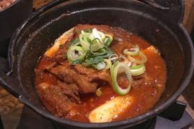 Pork Stew at Masizzim