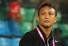 """Fandi Ahmad's future with the Football Association of Singapore will be made in """"three to four"""" days. The future of his coaching staff is up in the air after the disbanding of the LionsXII team."""
