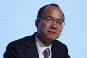 Chinese billionaire Guo Guangchang.