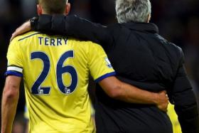 "John Terry hailed Jose Mourinho as ""the very best"" manager he had worked with after the Portuguese was sacked by Chelsea."