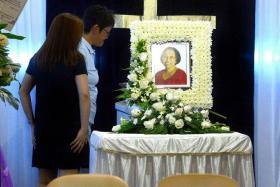 VETERAN: Ms Wong Gim Leng taught at Paya Lebar Methodist Girls' School since the 70s.