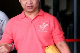 ACCUSED: Lee Seow Peng is facing trial for raping the young girl in May 2012.