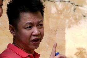 ACCUSED: Lee Seow Peng.