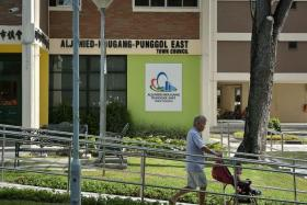 DOWNHILL: The relationship between Aljunied-Hougang-Punggol East Town Council and FM Solutions & Services soured following the Auditor-General's Office report in March.