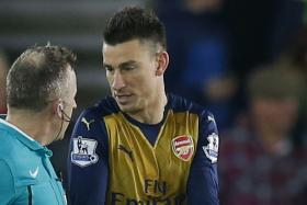 MIDFIELD WOES: Over the years, Arsenal have been plagued by their lack of a formidable central midfield partnership.