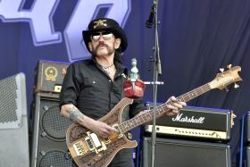 """Ian """"Lemmy"""" Kilmister, the frontman of iconic British heavy metal band Motorhead, has died aged 70 of a sudden, aggressive cancer."""