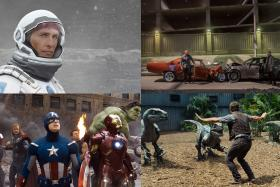 Interstellar, Jurassic World, Avengers: Age of Ultron and Furious 7 topped the list for the most illegally downloaded movies in 2015