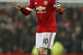 WAYNE ROONEY (Man United)