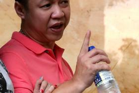 TO BE SENTENCED: Crane operator Lee Seow Peng is accused of one count each of rape, sexual grooming and attempting to get the victim to perform an indecent act.