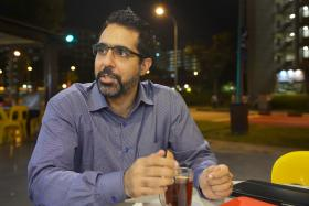 VICTIMS: Workers' Party MP Pritam Singh's 10-month-old daughter had also been in hospital due to dengue fever.