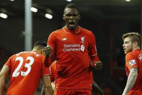 UNFAMILIAR: Christian Benteke (above), Philippe Coutinho, Roberto Firmino and Daniel Sturridge have yet to even train together.