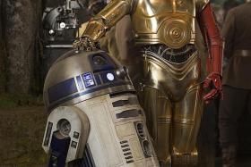 R2-D2.